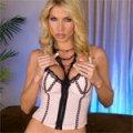 Strip Hangman with Angela