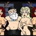 рождественская порно игра-нр1